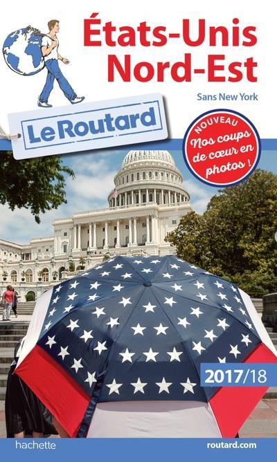 Image accompagnant le produit Guide du Routard Etats-Unis Nord-Est