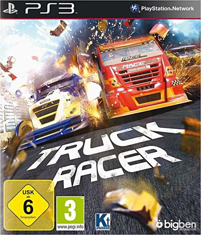Truck Racer PS3 - PlayStation 3