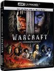 Photo : Warcraft : le commencement - 4K Ultra HD + Blu-ray + Copie Digitale UltraViolet