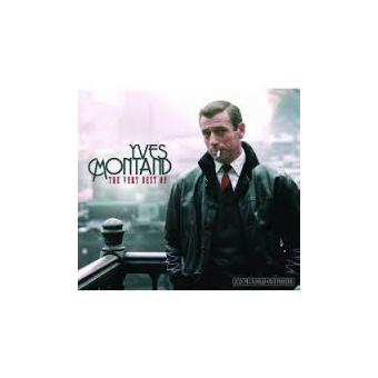 Very best of yves montand cd album for Le jardin yves montand