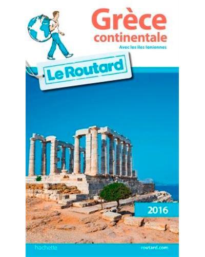 Image accompagnant le produit Guide du Routard Grèce continentale