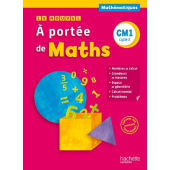 le nouvel a port e de maths cm1 livre de l 39 l ve