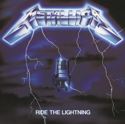 Ride The Lightning Coffret Edition Deluxe limitée