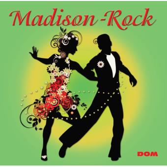 Madison rock danse de salon cd album achat prix fnac for Pas de danse de salon