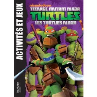 Les tortues ninja activit s et jeux tortues ninja - Jeux de tortue ninja gratuit ...