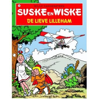 SUSKE EN WISKE,198:LIEVE LILLEHAM
