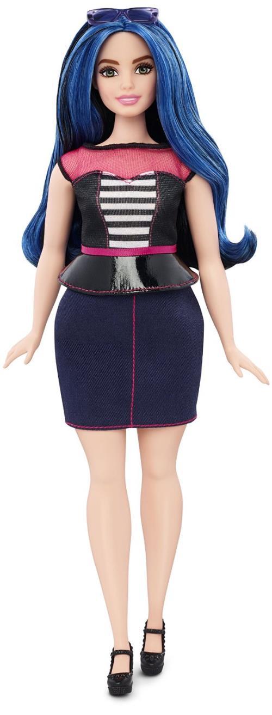 Fnac.com : Poupée Barbie Fashionistas 27 Sweetheart Stripes - Poupée. Achat et vente de jouets, jeux de société, produits de puériculture. Découvrez les Univers Playmobil, Légo, FisherPrice, Vtech ainsi que les grandes marques de puériculture : Chicco, Bé