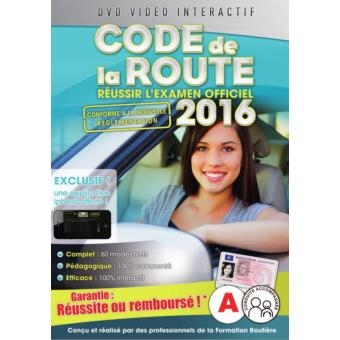 code de la route 2016 dvd dvd zone 2 achat prix fnac. Black Bedroom Furniture Sets. Home Design Ideas