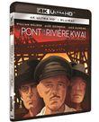 Le Pont de la rivière Kwai - 4K Ultra HD + Blu-ray + Digital HD