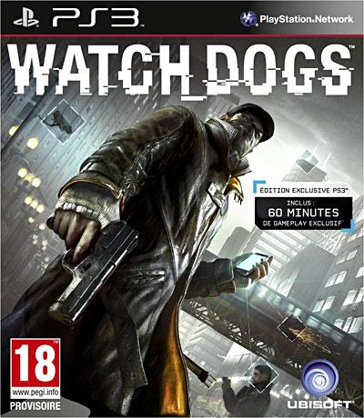 Watch Dogs PS3 - PlayStation 3