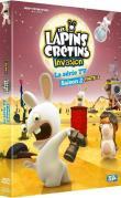 Les lapins crétins Saison 2 Volume 2 - DVD
