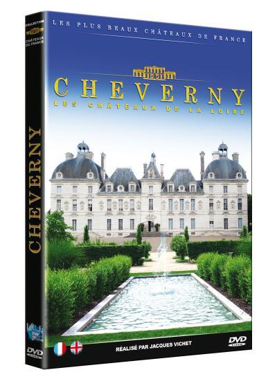 Couverture de Châteaux de France : Cheverny DVD