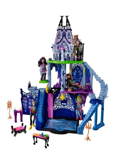 Catacombes infernales Monster High pour 210€