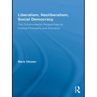 communitarian social thesis
