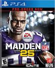 Madden NFL 25 PS4 - PlayStation 4