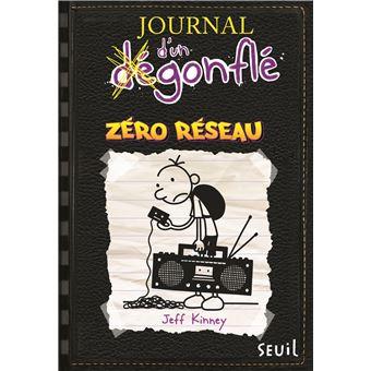 Journal d 39 un d gonfl tome 10 z ro r seau jeff kinney natalie zimm - Le journal d eyragues ...