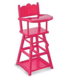 chaise haute cerise pour poupons corolle accessoire poup e achat prix fnac. Black Bedroom Furniture Sets. Home Design Ideas