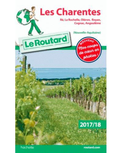 Image accompagnant le produit Guide du Routard Les Charentes