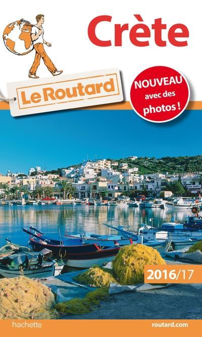 Image accompagnant le produit Guide du Routard Crète