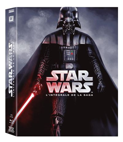 Star Wars L´intégrale Version 2015 Coffret Blu-ray
