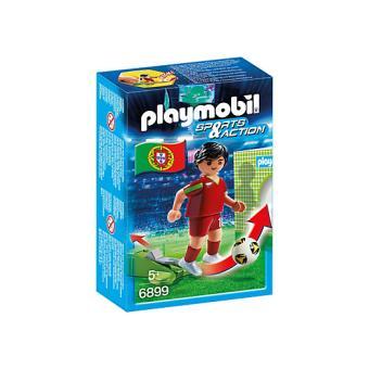 Playmobil Sports et Action  Joueur de foot portugais a w