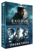 Exodus : Gods and Kings + Prometheus (Blu-ray 3D) - Combo Blu-ray 3D + Blu-ray 2D (Blu-Ray)