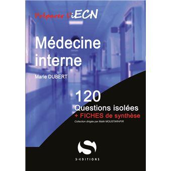 livre de medecine interne pdf