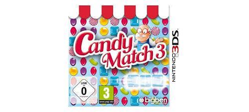 Candy Match 3 3DS - Nintendo 3DS