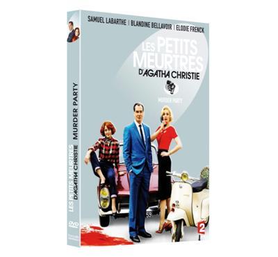 Les petits meurtres d?Agatha Christie DVD