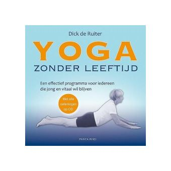 Yoga zonder leeftijd (boek + cd)