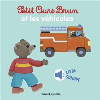 Petit ours brun petit ours brun et les engins marie for Petit ours brun a la piscine