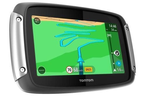 GPS TomTom Rider 400 EU 48 Pays