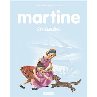 Martine en avion, Marlier