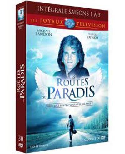 Les routes du Paradis Saisons 1 à 5 Coffret DVD