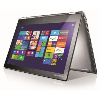 pc ultra portable lenovo yoga 2 13 3 tactile noir. Black Bedroom Furniture Sets. Home Design Ideas