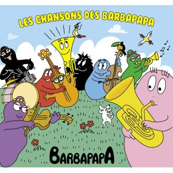 Les Chansons de Barbapapa