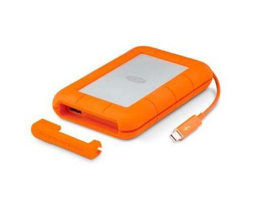 LaCie Disque dur externe LaCie Rugged 1 To Orange - Disque dur externe