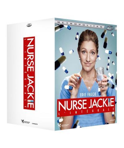 Nurse Jackie Saisons 1 à 7 Coffret DVD