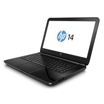 ultra portable hp notebook 14r003nf 14 noir ordinateur ultra portable achat prix fnac. Black Bedroom Furniture Sets. Home Design Ideas