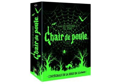 Chair de poule - L´intégrale de la série - Edition Collector DVD