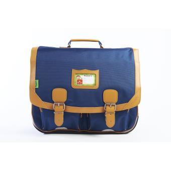 cartable tann 39 s classic bleu 41 cm cartable sac dos primaire achat prix fnac. Black Bedroom Furniture Sets. Home Design Ideas