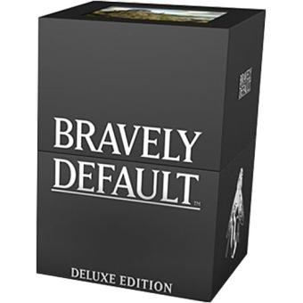 Bravely Default Edition Collector Deluxe 3DS sur Nintendo ...