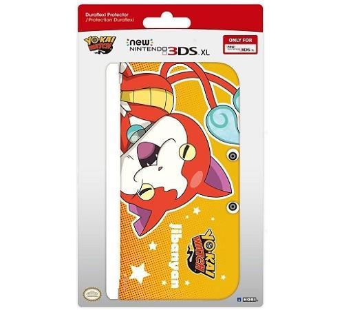 Protecteur Hori Duraflexi Jibanyan Yo-Kai Watch pour New Nintendo 3DSXL