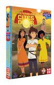 Les Mystérieuses Cités d'Or - Saison 2 - Partie 3 (DVD)
