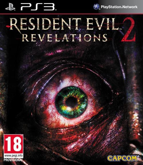 Resident Evil Revelations 2 PS3 - PlayStation 3