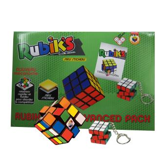 rubik 39 s cube advanced pack casse t te achat prix fnac. Black Bedroom Furniture Sets. Home Design Ideas
