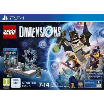 Lego Dimensions pack de démarrage PS4
