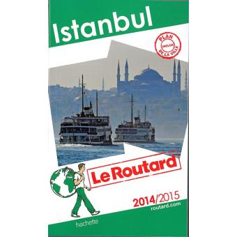guide du routard istanbul pdf