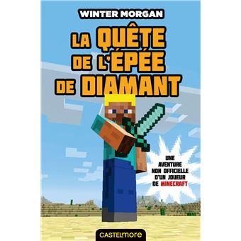 Minecraft la qu te de l 39 p e de diamant marius winter for Ou apparait la pelle dans artisanat minecraft