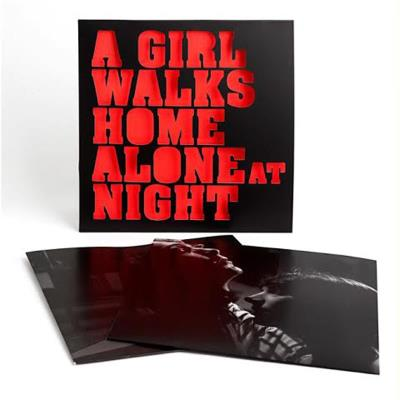 A girl walks home alone at night - 2 LP